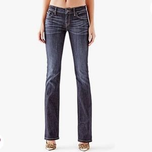 Guess Women's Mid-Rise Bootcut Jeans